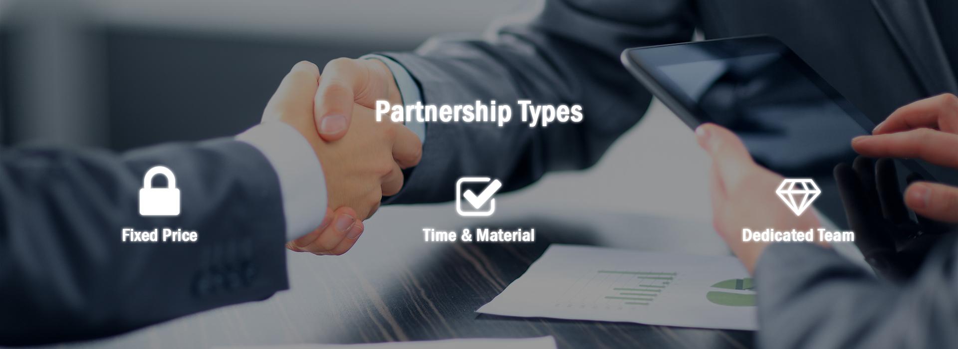 Partnership types